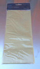 Tissue Paper 3 Sheets Gold Wrapping Gifts Present Birthday Presents Christmas