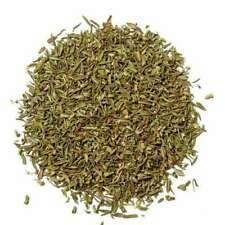 Wild Handpicked Thyme Dried leaves from GREEK MOUNTAINS, A Grade 2020, FREE P&P