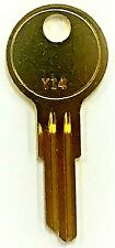 1 1930's Ford Locks Y14  01122AR Key Blank New For Various Locks