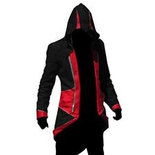Halloween Connor Jacket Jacket Suit Assassin's Creed Cosplay Costume