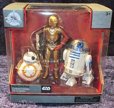 Disney Star Wars Droid Gift Set Elite Series Die Cast Action Figure Set New!