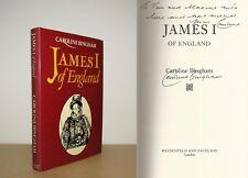 Caroline Bingham - James I of England - Signed - 1st/1st