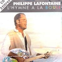 Philippe Lafontaine CD Single L'hymne A La Boule - France (M/M - Scellé)