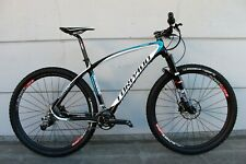 "Mtb 29 Carbonio usata Torpado Ribot mountain bike 29"""