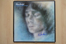 "Steve Hackett Autogramm signed LP-Cover ""Spectral Mornings"" Vinyl"