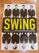 SUPER JUNIOR M - SWING [3RD MINI ALBUM] CD + UNFOLD POSTER $2.99 S&H
