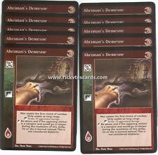 Ahriman's Demesne x10 GE VTES Jyhad