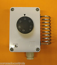Campini Thermostat Regulator IP55 EXT Scale -35/+35 Ext Adjustments - TS9501.02