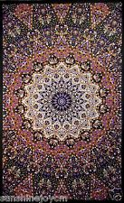 Glow In The Dark India Star Tapestry Wall Hanging Art Magical Table Cloth 60x90""