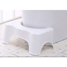 Potty Help Prevent Constipation Bathroom Toilet Aid Squatty Step Foot Stool Kids