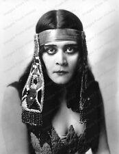 8x10 Print Theda Bara Cleopatra 1917 #87456Y