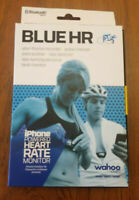 Wahoo Blue HR Heart Rate Monitor for iPhone & Android
