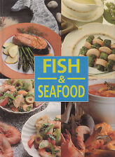 FISH AND SEAFOOD Cook Book Fairfax Press Publication **GOOD COPY**