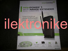 New Amped Wireless High Power Wi-Fi Smart Repeater & Range Extender SR10000