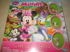 Disney's - Minnie Mouse - Candy Land Board Game - Sweet Treats Edition - NEW