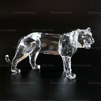 RARE Retired Swarovski Crystal Tiger 220470 Mint Boxed Endangered Species