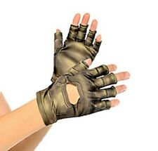 Captain America 2: The Winter Soldier Movie Child Costume Gloves 1 Pair