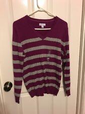 Women's Kim Rogers Long Sleeve Sweater, Medium, New