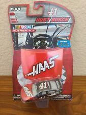 2017 Wave 2 Kurt Busch Haas Automation 1/64 NASCAR Authentics Diecast