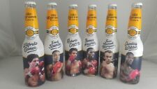 Corona Extra Limited Edition Boxing Bottles 2017 Wilder Duran Gomez Deontay 6pk