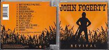 CD 12 TITRES JOHN FOGERTY REVIVAL DE 2007 EUROPE TBE