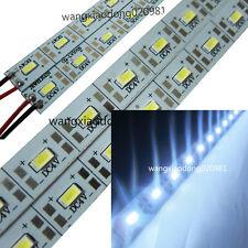 10PCS 0.5M 50cm rigid bar lights 30 led COOL White SMD 5630 LED strip 4V-5V DC