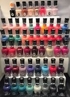 5 x Sally Hansen Miracle Gel No Light Needed Top Coat Assorted Colors You Choose