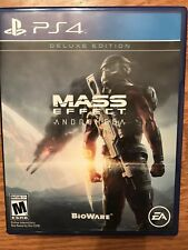 Ps4 Mass Effect Andromeda Playstation Game Sony play station