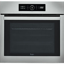 Whirlpool Absolute AKZ6230IX Built in Electric Stainless Steel Single Oven