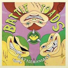 Battletoads in Battlemaniacs Coloured Vinyl LP - Iam8bit [Brand New]