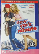 Mary Kate and Ashley Olsen Twins Movie - NEW YORK MINUTE - DVD - REGION 4