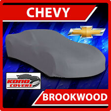 [CHEVY BROOKWOOD] CAR COVER - Ultimate Full Custom-Fit All Weather Protection