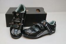 New Bontrager Solstice Multisport Bike Shoes 39 7.5 SPD Black Women Cycling Spin