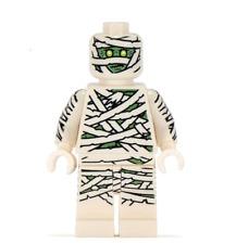 Lego Mummy 9462 Glow In Dark Pattern Monster Fighters Minifigure