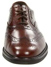 Mephisto Wingtip Air Relax Shoes Mens 7.5 Oxford Mallow Martial Chestnut Brown