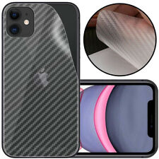"""Pellicola posteriore SKIN CARBON trama fibra carbonio per Apple iPhone 11 6.1"""""""