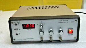PHYSIK INSTRUMENTE P-263 HIGH VOLTAGE POWER SUPPLY