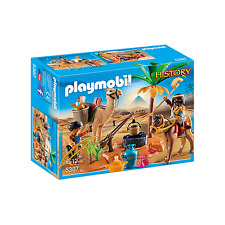 Playmobil 5387 Grave Robber camp Egyptian Pharoah Camel Palm NEW BOXED Worldwide