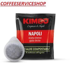 300 CIALDE CAFFE' KIMBO ESPRESSO NAPOLI ( 44 MM ) ORIGINALI