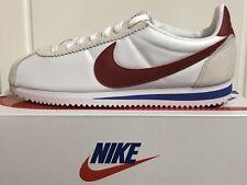 Nike Classic Cortez Nylon Premium Da Donna UK 4.5 EUR 38 Sneaker Classiche Corsa
