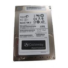 "Seagate Savvio ST9146803SS 10K.3 146GB 2.5"" SAS Hard Drive (No Caddy)"