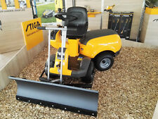 Stiga Allrad Traktor Frontmäher Park 540 PX 4WD mit Schneeschild Schiebeschild