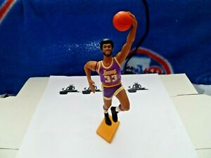 1997 Starting Lineup SLU OPEN FIGURE Kareem Abdul-Jabbar Los Angeles Lakers (CD)