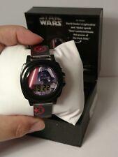 Star Wars Darth Vader watch sound effects New