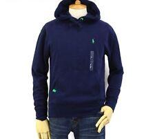 Polo Ralph Lauren Performance Fleece Pullover Hoodie in Size XXL in Navy