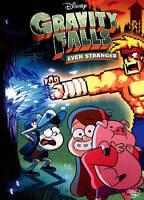 Gravity Falls: Even Stranger (DVD, 2014) New sealed