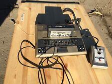 Console Irradio Vintage Anni 70 Con Videogioco