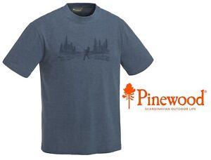 Pinewood T-Shirt - Lakeview - Scandinavian Outdoor Life