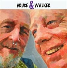 Bruce and Walker Born to Rottenrow 5018081202393 DVD / With CD Region 2