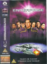 Star Trek Enterprise 1.2 Fight Or Flight/Strange New World
